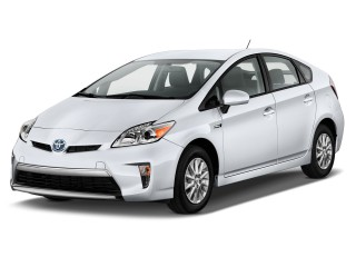2012 Toyota Prius Plug In Photo
