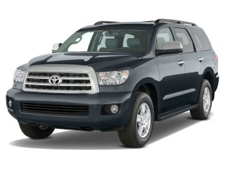 2012 Toyota Sequoia Photo