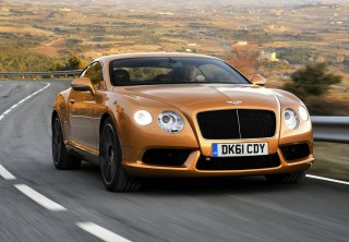 2013 Bentley Continental GT V8 Photo