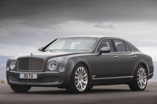 2013 Bentley Mulsanne on 2013 Bentley Mulsanne Reviews And Ratings   The Car Connection