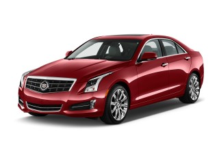 2013 Cadillac ATS Photos