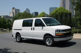 2013 Chevrolet Express Passenger Photo