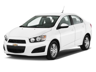 2013 Chevrolet Sonic Photos