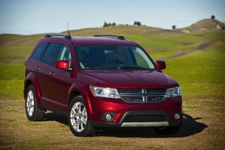 2013 Dodge Journey Photo