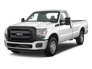 2013 Ford Super Duty F-250 SRW Photo