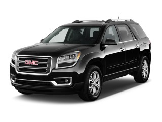 2013 GMC Acadia Photos