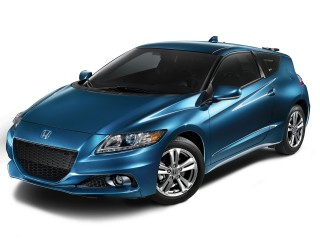 2013 Honda CR-Z Photo