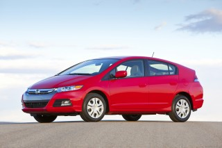 2013 Honda Insight Photo