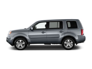 2013 Honda Pilot Photos