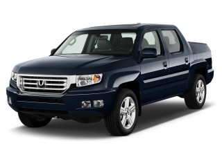 2013 Honda Ridgeline Photos