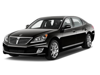 2013 Hyundai Equus Photos