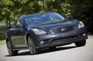 2013 Infiniti G37 Coupe Photo