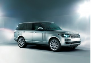 2013 Land Rover Range Rover Photo