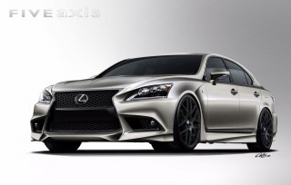2013 Lexus LS 460 Photo