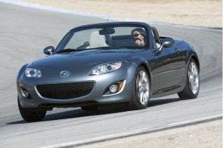 2013 Mazda MX-5 Miata Photo