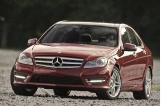 2013 Mercedes-Benz C Class Photo