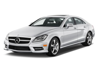 2013 Mercedes-Benz CLS Class Photos