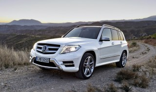 2013 Mercedes-Benz GLK Class Photo