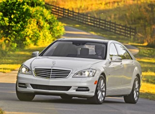 2013 Mercedes-Benz S Class Photo