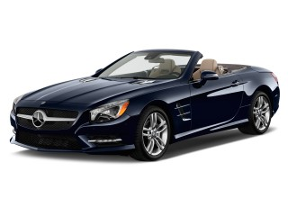 2013 Mercedes-Benz SL Class Photos