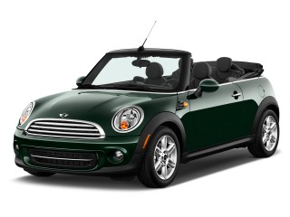 2013 MINI Cooper Convertible Photos