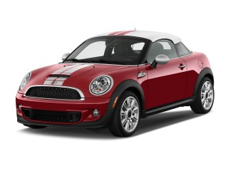2013 MINI Cooper Coupe Photos
