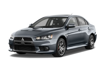 2013 Mitsubishi Lancer Evolution / Ralliart Photo