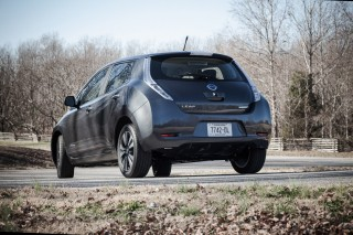 2013 Nissan Leaf Photo