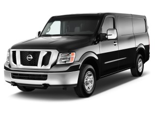 2013 Nissan NV Photos