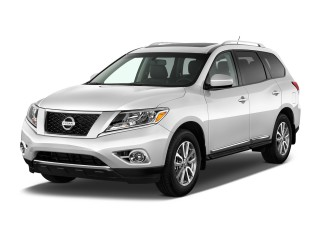 2013 Nissan Pathfinder Photos