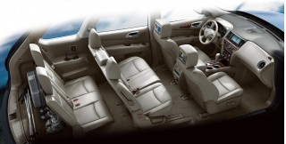 2013 Nissan Pathfinder Preview