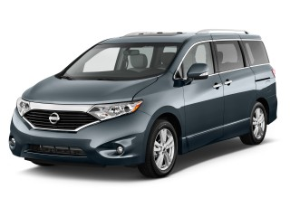 2013 Nissan Quest Photos
