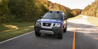 2013 Nissan Xterra Photo