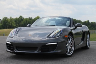 2013 Porsche Boxster S first drive photos