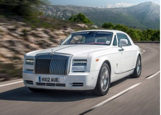 2013 Rolls-Royce Phantom Coupe Photo