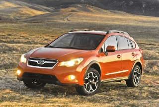 2013 Subaru XV Crosstrek Photo