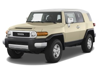 2013 Toyota FJ Cruiser Photo