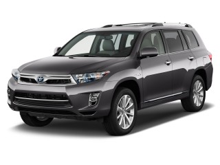 2013 Toyota Highlander Hybrid Photos