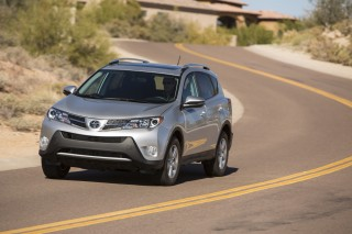 2013 Toyota RAV4 Photo