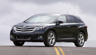 2013 Toyota Venza Photo