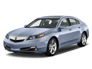 2014 acura tl review ratings specs prices and photos the car connection. Black Bedroom Furniture Sets. Home Design Ideas