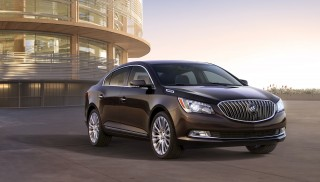 2005 Acura Specs on 2014 Buick Lacrosse Pictures Photos Gallery   The Car Connection