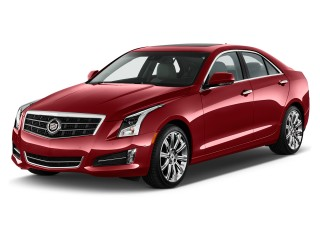 2014 cadillac ats review ratings specs prices and. Black Bedroom Furniture Sets. Home Design Ideas
