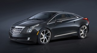 2014 Cadillac ELR Photo