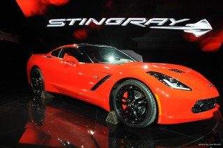 Corvette Stingray Auto Show on Image  2013 Ford Escape  Launched At The Los Angeles Auto Show  Nov