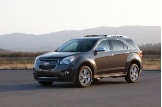 Chevy Traverse 2012 Price >> 2014 Chevrolet Equinox (Chevy) Review, Ratings, Specs, Prices, and Photos - The Car Connection
