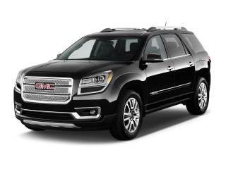 2014 gmc acadia review ratings specs prices and photos the car connection. Black Bedroom Furniture Sets. Home Design Ideas