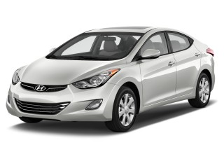 2014 hyundai elantra review ratings specs prices and photos the car connection. Black Bedroom Furniture Sets. Home Design Ideas