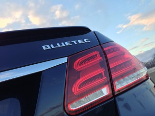 2014 Mercedes-Benz E 250 BlueTec Diesel: Fuel-Economy Review