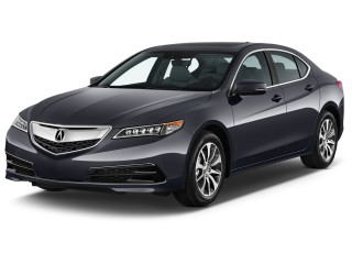2015 Acura TLX 4-Door Sedan FWD